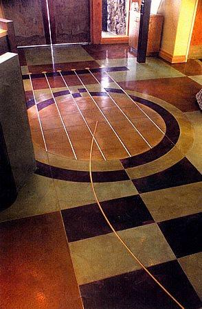 Guitar, Strings Concrete Floors Surface Solutions Int Oakhurst, CA
