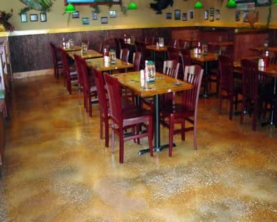 Concrete Floors It's A Work Of Art West Palm Beach, FL