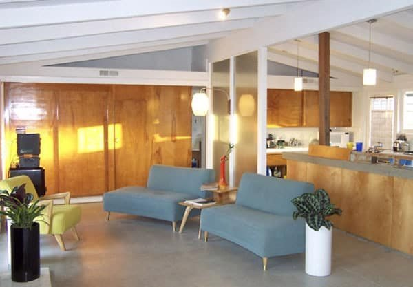 Living Room, Polished Concrete Floors Performance Floors LLC Fountain Valley, CA