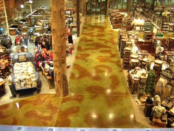 Concrete Floors Midwest Floor Restoration Walnut Grove, MO