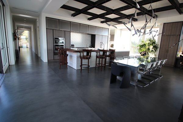 Modern Flooring, Concrete Flooring, San Diego Concrete Floors Life Deck Coating Installations San Diego, CA