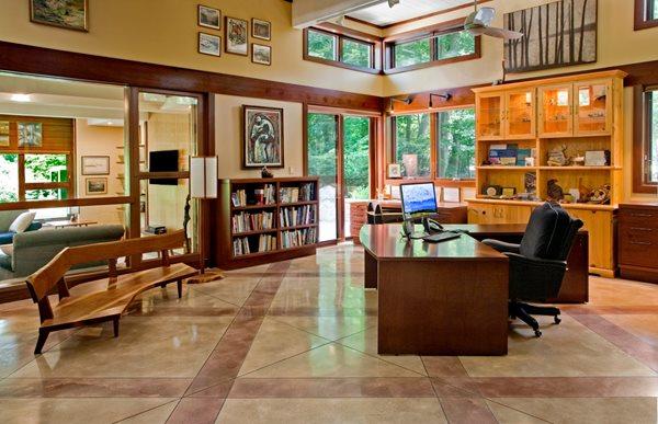 Polished Concrete Floors Concrete Floors Liquid Stone Concrete Designs LLC Warminster, PA