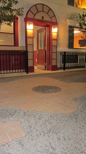 Concrete Floors Prendergast Landscape Contractors, Inc. Trenton, NJ