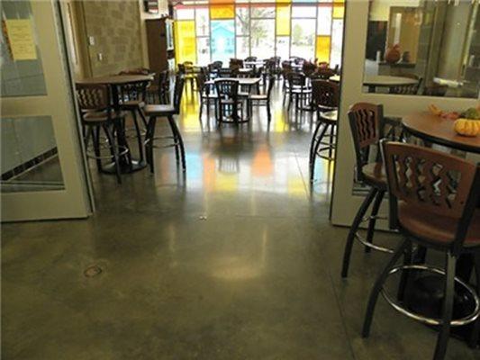 Restaurant, Polished, Concrete Floors Concrete Floors Romer Decorative Solutions Canton, MI