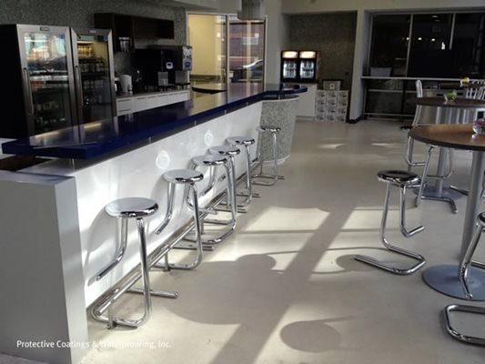 Resurface, Stools, Bar Concrete Floors Protective Coatings & Waterproofing Inc Orland Park, IL