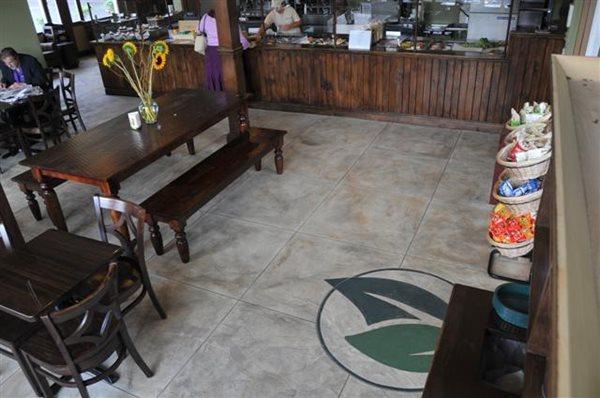 Concrete Floors Salzano Custom Concrete Aldie, VA
