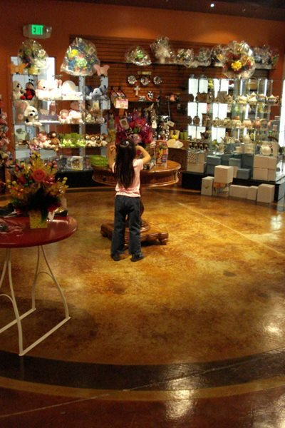 Concrete Floors Staintec Rancho Cucamonga, CA