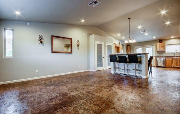 Stamped Overlays Concrete Floors FLORTEK LLC Glendale, AZ