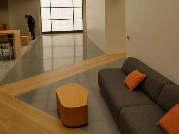 Wood, Concrete, Modern Concrete Floors Baker's Floor and Surface San Mateo, CA