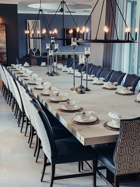Huge, Table Concrete Furniture Price Concrete Studio Orlando, FL