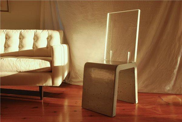 Concrete Furniture Melange Studio North Berwick, ME
