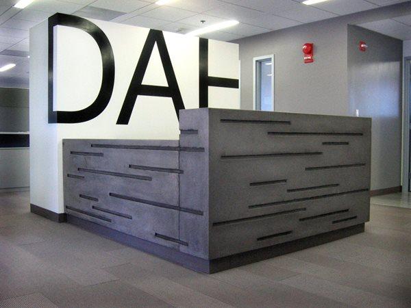 Concrete Furniture Pourfolio Custom Concrete San Diego, CA