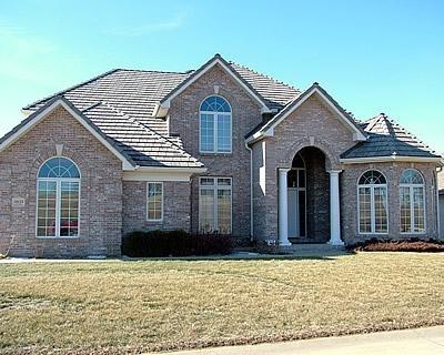 Brick, Cement House Concrete Homes RP Watkins, Inc. Omaha, NE