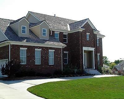 Brick, Concrete Concrete Homes RP Watkins, Inc. Omaha, NE