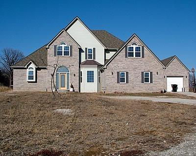 Colonial, Brick Concrete Homes RP Watkins, Inc. Omaha, NE