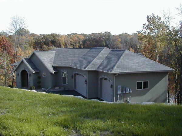 Grey, Concrete Concrete Homes Fox Blocks Omaha, NE