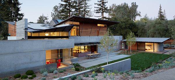 House 7 Concrete Homes Cheng Design Berkeley, CA