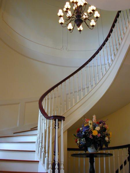 Interior, Stairs Concrete Homes Fox Blocks Omaha, NE