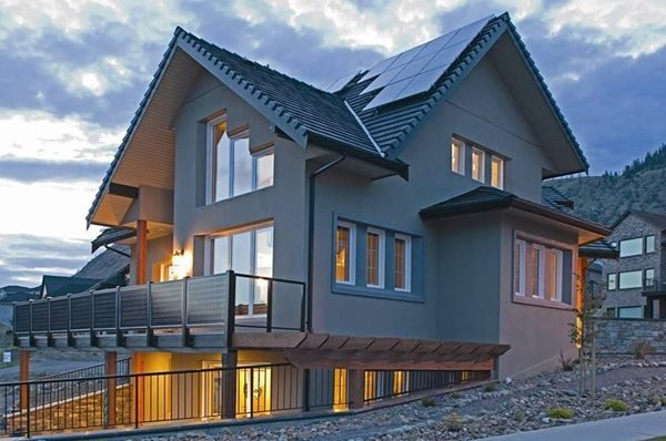 Modern Home, Icf Construction  Concrete Homes Logix Insulated Concrete Forms USA and Canada
