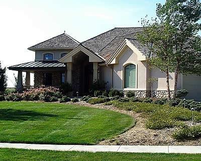Stucco, Stone Concrete Homes RP Watkins, Inc. Omaha, NE
