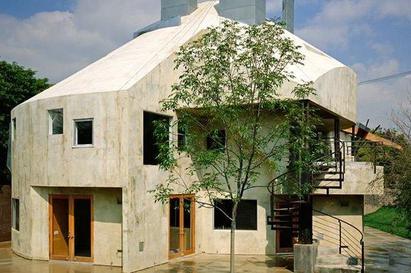 Concrete Homes Tom Bonner