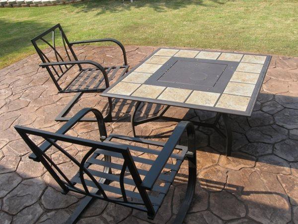 Concrete Patios Concrete Contractors Inc. Douglasville, GA