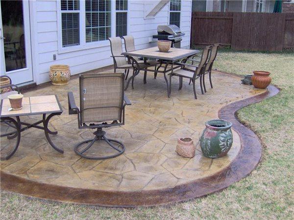 Concrete Patios Custom Concrete Solutions Schertz, TX