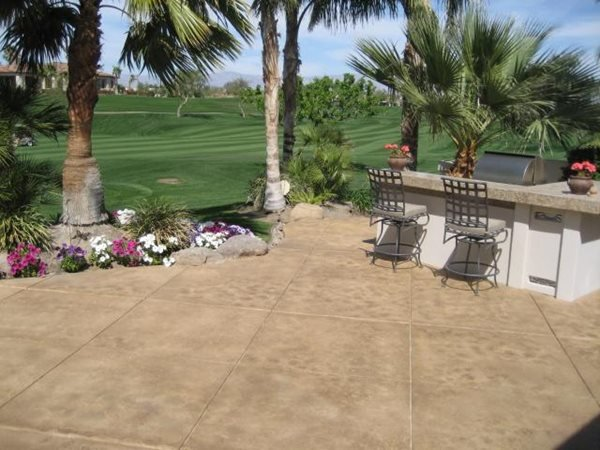 Concrete Patios Innovative Concrete Design Indio, CA
