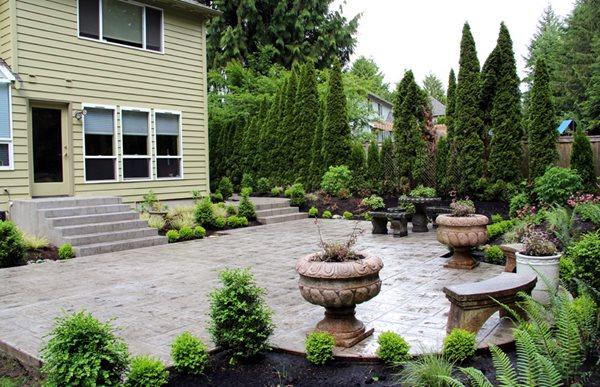 Nw Construction4 Concrete Patios Northwest Construction & Landscape LLC Bremerton, WA