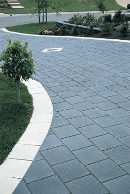 Black, White Concrete Pavers Tile Tech Pavers Nationwide Distribution