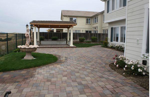 Concrete Paver Patio Concrete Pavers BR Landscapers, Concrete & Pavers Pleasanton, CA