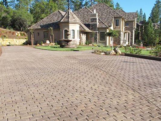 Pavers, Driveway Concrete Pavers Apex Concrete Designs, Inc. Roseville, CA