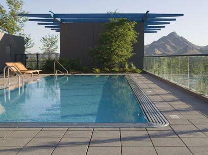 Pedestal Pool Deck Concrete Pavers Tile Tech Pavers Nationwide Distribution