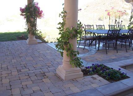 Concrete Pavers The Green Scene Chatsworth, CA