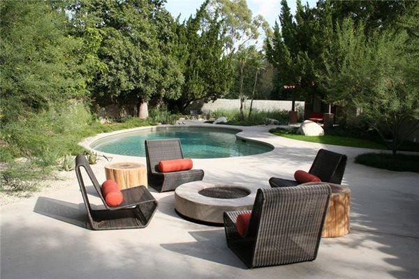 Concrete Pool Decks Bent Grass, Inc. Venice, CA