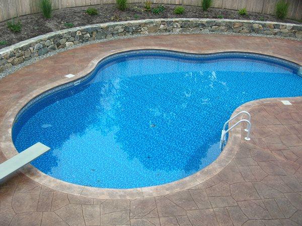 Concrete Pool Decks Concrete Pool Decks Bedford Concrete & Masonry LLC White Plains, NY