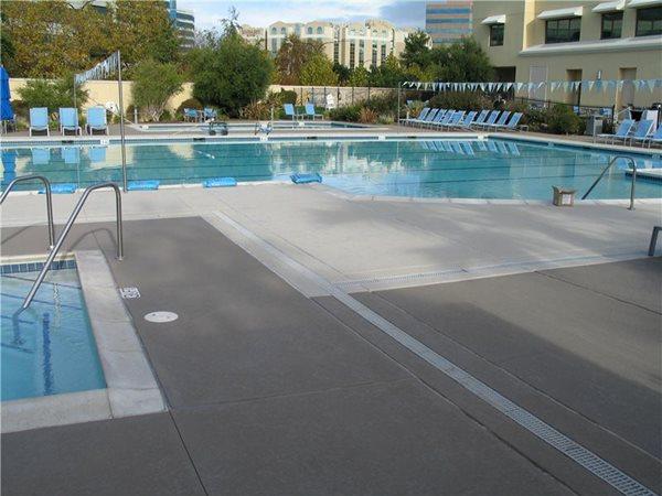 Concrete Pool Decks CreteWerx Walnut Creek, CA