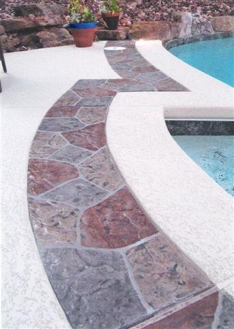 Concrete Pool Decks Decorative Concrete Resurfacing Ballwin, MO
