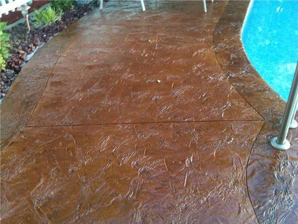 Concrete Pool Decks Guy Blank Concrete La Grange, KY