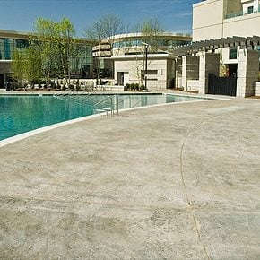 Concrete Pool Decks J.L. Marshall & Sons, Inc.
