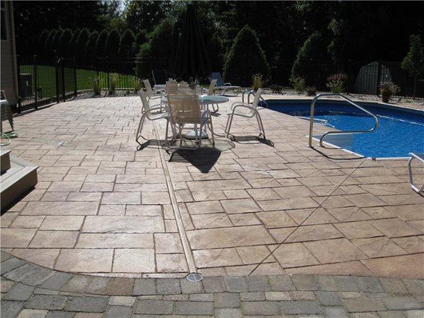 Concrete Pool Decks Millercrete Sewel, NJ