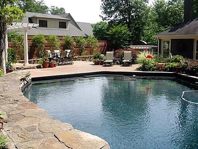 Natural Stone, Pavers Concrete Pool Decks Artistic Hardscapes Mason, TN
