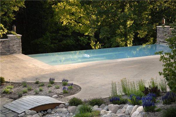 Concrete Pool Decks Nobel Concrete Jenison, MI