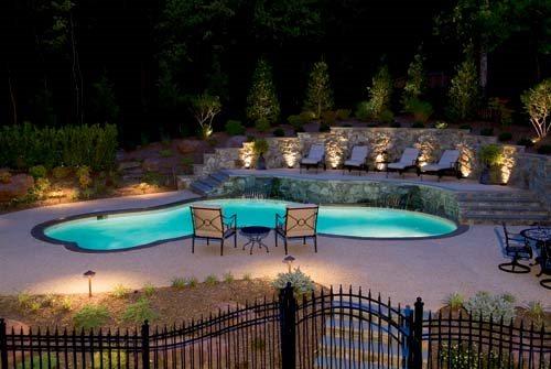 Concrete Pool Decks Northeast Decorative Concrete LLC Tucson, AZ