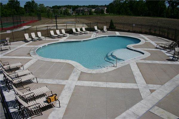 Concrete Pool Decks PCM Group Inc Indianapolis, IN