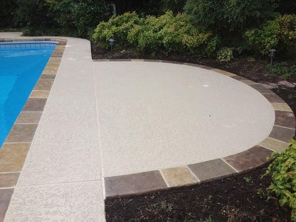 Pool Deck Reapir, Pool Deck Coating Concrete Pool Decks Sundek of Tidewater Yorktown, VA