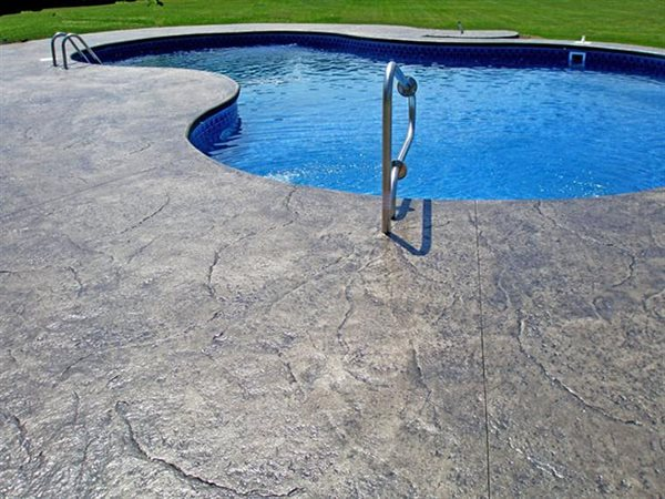 Seamless Texture, Pool Deck Concrete Pool Decks Stamped Concrete Expressions Middletown, NY