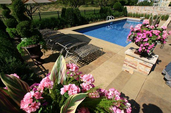 Concrete Pool Decks Stockness Construction Inc Hugo, MN