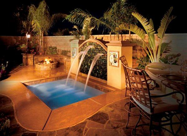 Concrete Pool Decks The Green Scene Chatsworth, CA