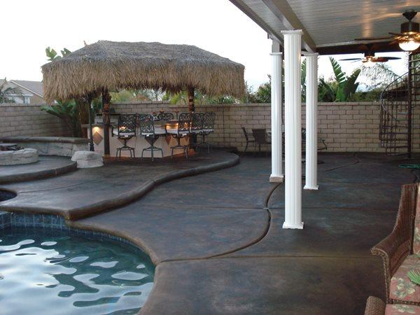 Concrete Pool Decks Woolley's Concrete Resurfacing Murrieta, CA